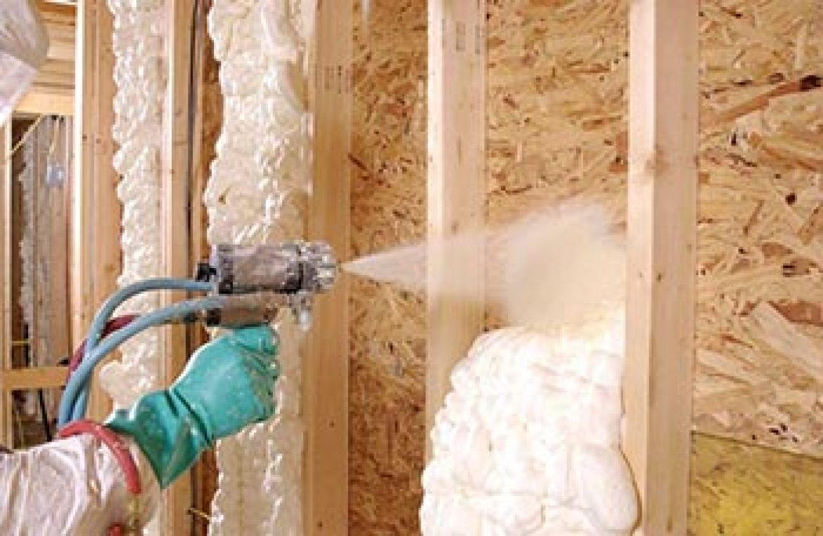 Spray Foam Insulation Offers More Than Energy Savings