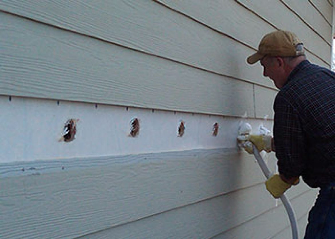 Lower Summer Cooling Costs with Premium, Wall Injection Insulation in OK